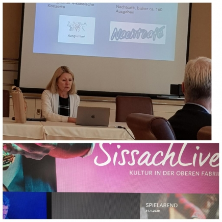Anita Crains Präsidentin des Vereins Sissach live